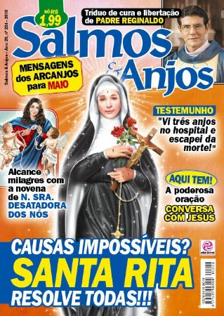 SALMOS & ANJOS - EDIÇÃO 224 (2018)