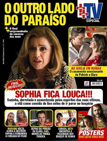 MAIS MAIS TV ESPECIAL - EDIÇÃO 1 - O OUTRO LADO DO PARAÍSO (2018)