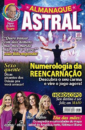 ALMANAQUE ASTRAL - EDIÇÃO 183 (2018)