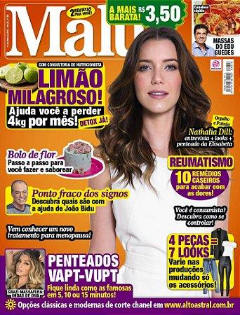 MALU SEMANAL - EDIÇÃO 828 - MAIO 2018