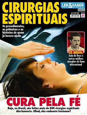 LER & SABER MAIS - EDIÇÃO 4 - CIRURGIAS ESPIRITUAIS (2018)