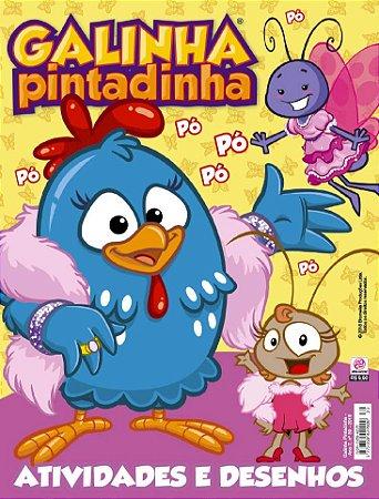 GALINHA PINTADINHA - EDIÇÃO 39 (2018)