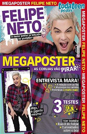 TODATEEN POSTER - EDIÇÃO 22 - FELIPE NETO (2018)