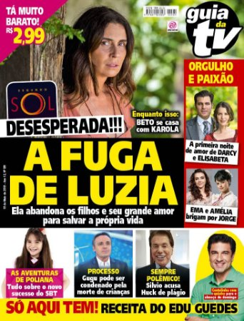 GUIA DA TV - EDIÇÃO 581 - MAIO 2018