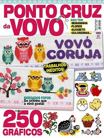 PONTO CRUZ DA VOVÓ - EDIÇÃO 2 (2018)