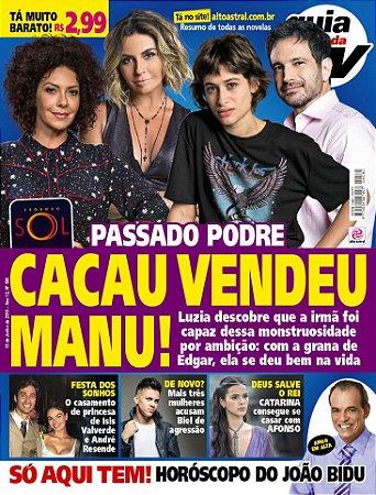 GUIA DA TV - EDIÇÃO 585 - JUNHO 2018