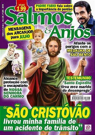 SALMOS & ANJOS - EDIÇÃO 226 (2018)