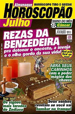 ALMANAQUE HOROSCOPÃO - EDIÇÃO 192 (2018)