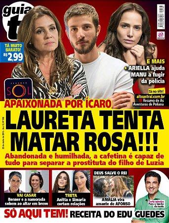 GUIA DA TV - EDIÇÃO 586 - JUNHO 2018