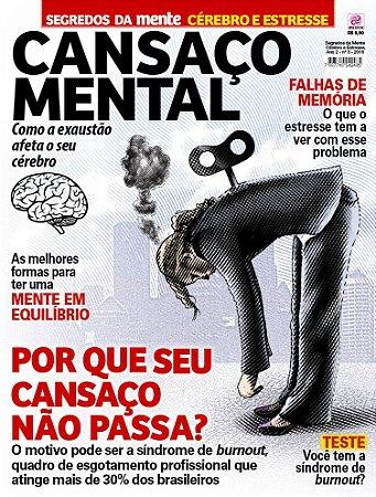 SEGREDOS DA MENTE - CÉREBRO E ESTRESSE - EDIÇÃO 3 (2018)