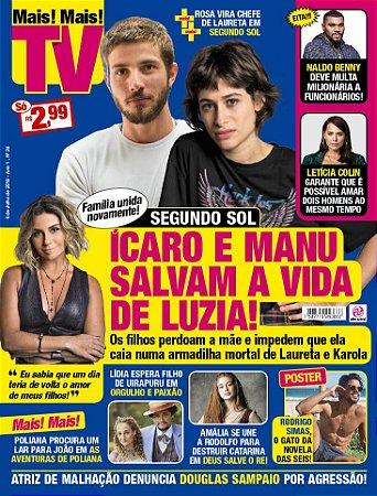 MAIS MAIS TV - EDIÇÃO 24 - JULHO 2018