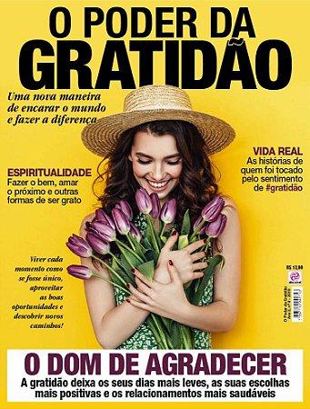 O PODER DA GRATIDÃO - EDIÇÃO 4 (2018)