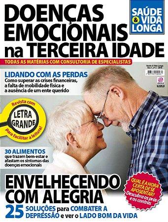 SAÚDE & VIDA LONGA - EDIÇÃO 2 (2018)