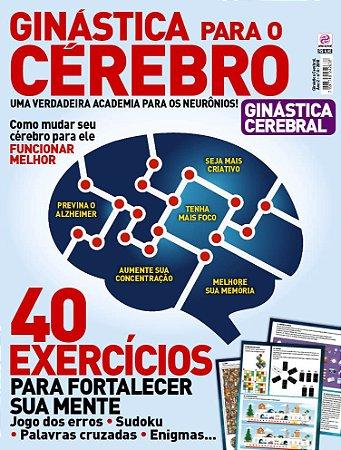 GINÁSTICA CEREBRAL - EDIÇÃO 4 (2018)