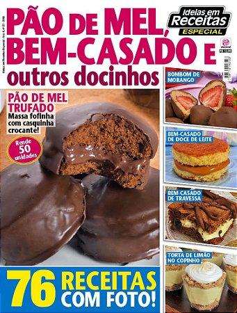 IDEIAS EM RECEITAS ESPECIAL - EDIÇÃO 27 - PÃO DE MEL, BEM CASADOS (2018)