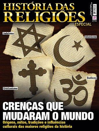 HISTÓRIA DAS RELIGIÕES ESPECIAL - EDIÇÃO 1 (2018)