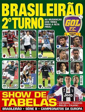 GOL F.C. ESPECIAL - EDIÇÃO 6 - BRASILEIRÃO 2° TURNO (2018)