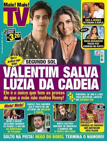MAIS MAIS TV - EDIÇÃO 31 - AGOSTO 2018