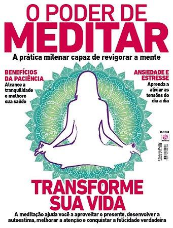 O PODER DE MEDITAR - EDIÇÃO 3 (2018)