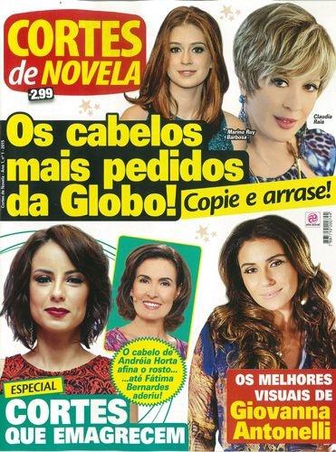 CORTES DE NOVELA - 1 (2015)