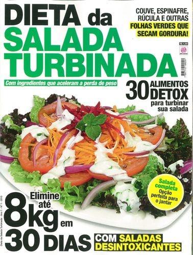 DIETA DA SALADA TURBINADA - 1 (2015)