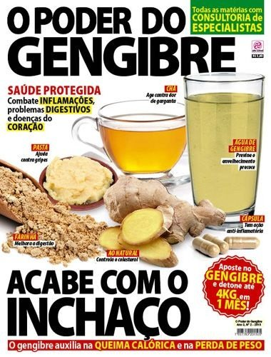 O PODER DO GENGIBRE - 2 (2015)