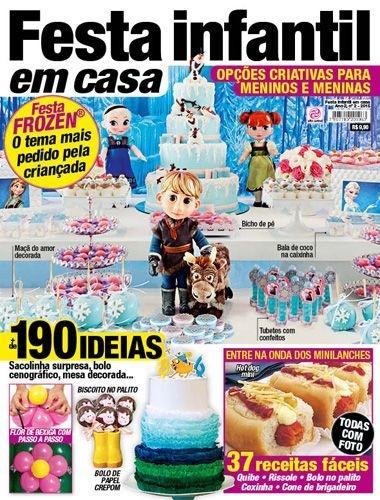 FESTA INFANTIL EM CASA - 2 (2015)