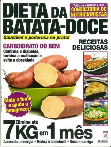 DIETA DA BATATA-DOCE - 1 (2015)
