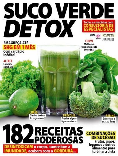 SUCO VERDE DETOX - 2 (2015)