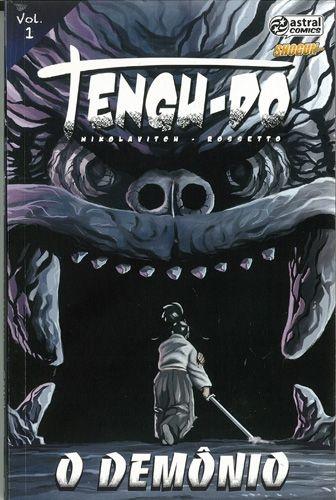TENGU-Do - O Demônio - Volume 1