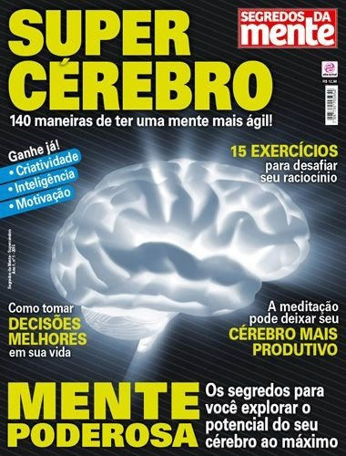 SEGREDOS DA MENTE - SUPERCÉREBRO - 1 (2015)