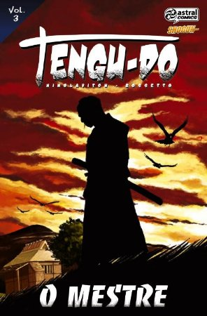 Tengu-Do - O Mestre - Volume 3