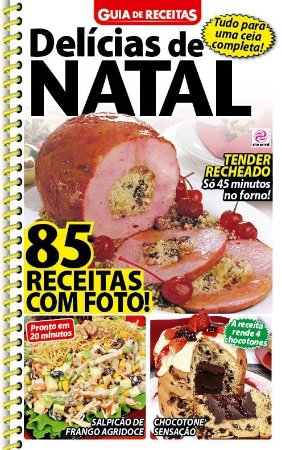GUIA DE RECEITAS - 76 DELÍCIAS DE NATAL (2015)
