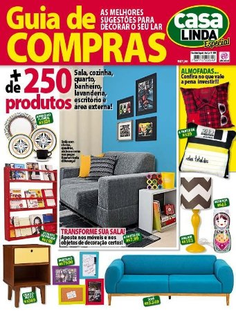CASA LINDA ESPECIAL 5 - GUIA DE COMPRAS (2015)