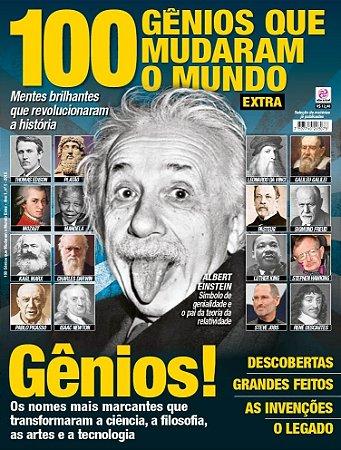 100 GÊNIOS QUE MUDARAM O MUNDO EXTRA - 1 (2015)