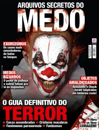 ARQUIVOS SECRETOS DO MEDO - 2 (2015)