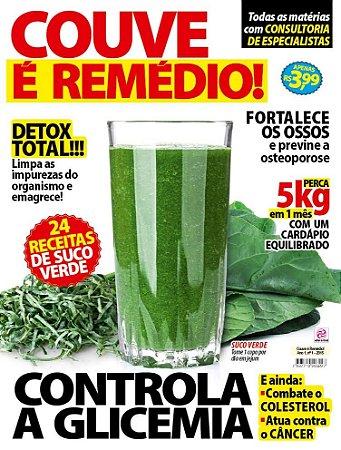 COUVE É REMÉDIO! - 1 (2015)
