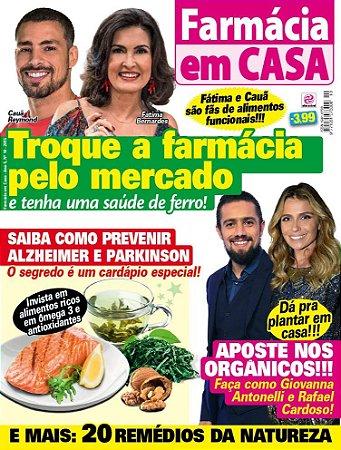 FARMÁCIA EM CASA - 10 (2015)