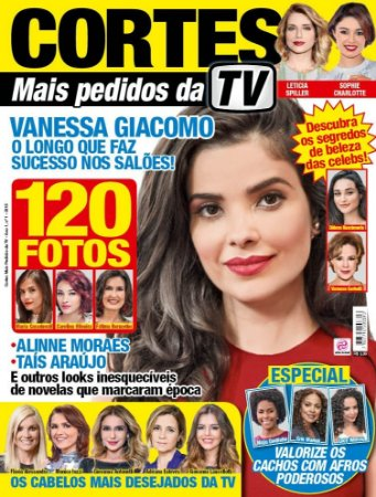 CORTES MAIS PEDIDOS DA TV - 1 (2015)