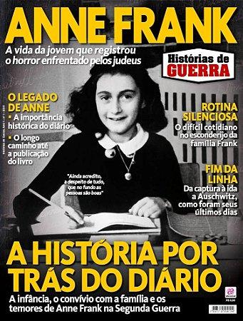 HISTÓRIAS DE GUERRA - 1 - ANNE FRANK (2015)