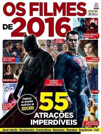 OS FILMES DE 2016 - 1 (2015)