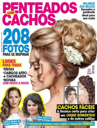 PENTEADOS COM CACHOS - 4 (2015)