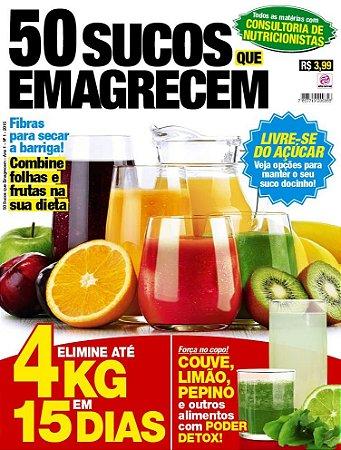 50 SUCOS QUE EMAGRECEM - 1 (2015)