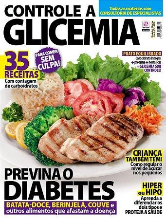 CONTROLE A GLICEMIA - EDIÇÃO 2 (2015)