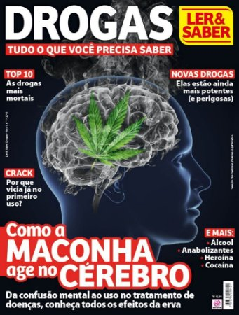 LER & SABER DROGAS - 1 (2015) RELEITURA