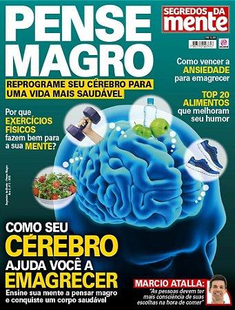 SEGREDOS DA MENTE - PENSE MAGRO - 2 (2015)