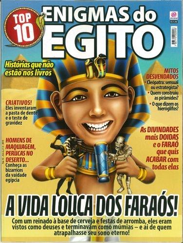 TOP 10 - ENIGMAS DO EGITO (2015)