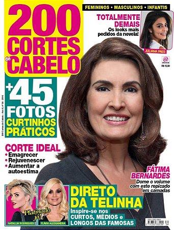 200 CORTES DE CABELO - 34 (2016)
