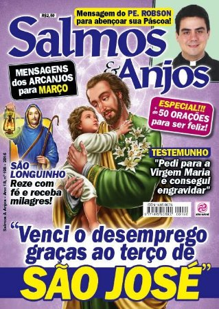SALMOS & ANJOS 198 - MARÇO 2016