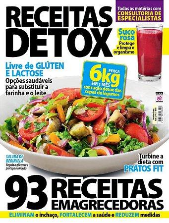 RECEITAS DETOX - 2 (2016)